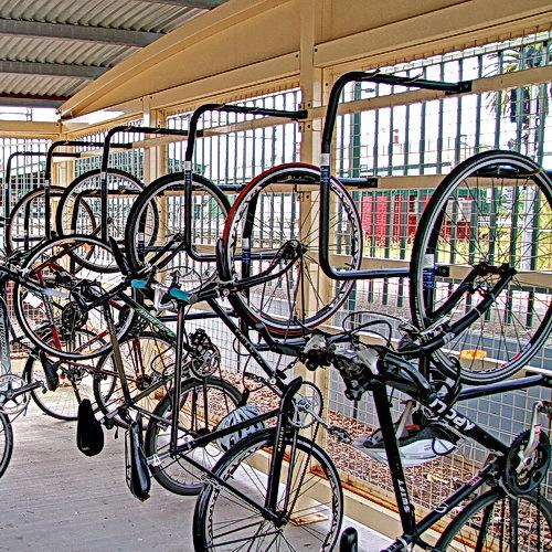 Ned Kelly Bike Racks 003