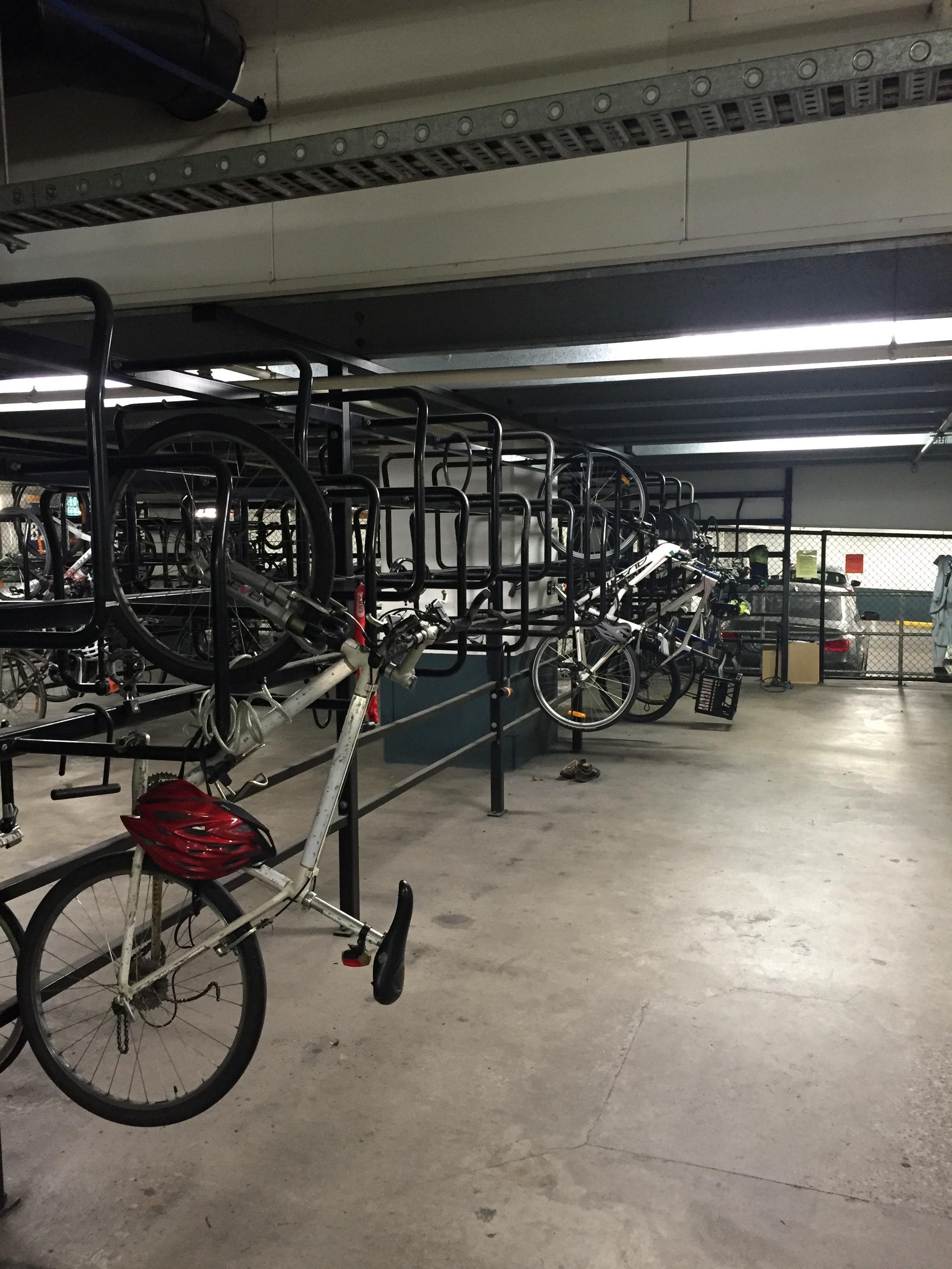Ned Kelly Bike Racks - by Australian Bollards