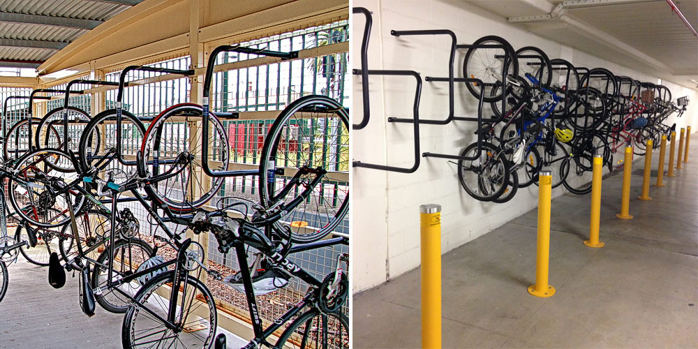 Australian Bollards - Ned Kelly Bike Racks-4